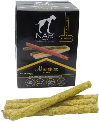 Nappets India Munchies Chicken Dog Food