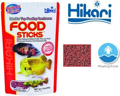 Hikari Food Sticks 250g | World's 1st Sponge-Like Floating Stick Fish Food