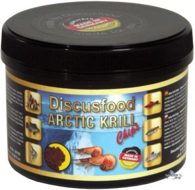 Exotica Arctic krill chips NA Fish Food