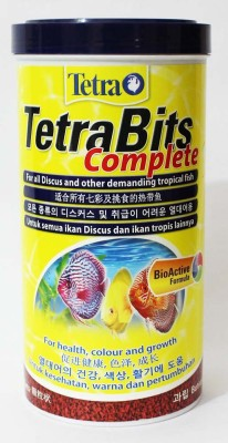 Tetra Bits 300g Complete Imported Fish Food