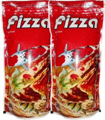 Hana Fizza 2x200gm Pouch Fish Fish Food