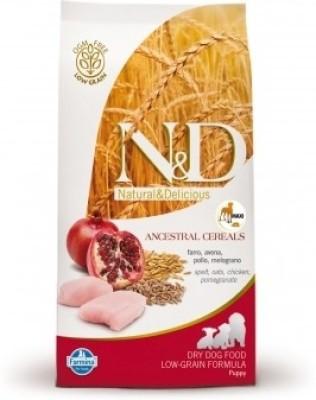 Farmina N&D Lg Cp Adult Mini Chicken Dog Food