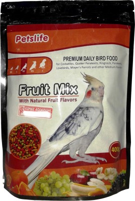 Taiyo Friut Mix (M) 400gm Fruit Bird Food