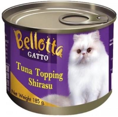 Bellota Gatto Topping Shirasu Tuna Cat Food