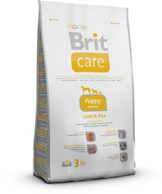 Brit Care All Breed Puppy Lamb Dog Food