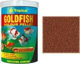 Tropical GoldFish Colour Pellet 360g/100...