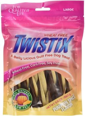 NPIC Twistix Pumpkin Large Spice Dog Food