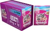 Whiskas Kitten Wet Food-Jelly Tuna Cat F...