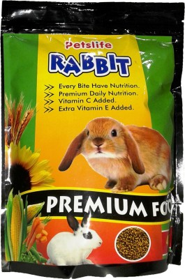 Taiyo Petslife Rabbit 400gm Nuts Rabbit Food(400 g Pack of 1)