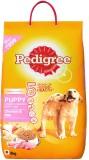 Pedigree Puppy Chicken, Milk Dog Food (6...