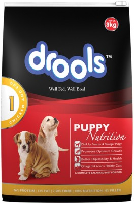 Drools Puppy Nutrition Dog Food
