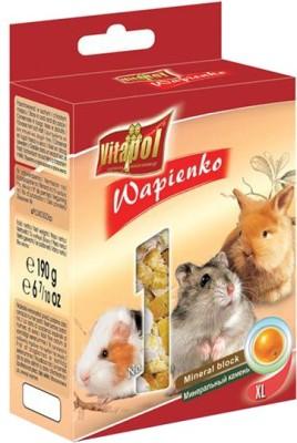 Vitapol Shell Mineral Block Xl for Birds Bird Food