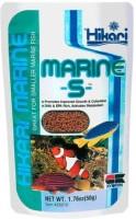 Hikari Marine S 50g Fish Fish Food(50 g Pack of 1)