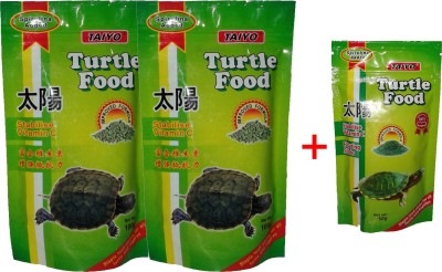 Taiyo Turtle Food 2x100gm + 50gm Pouch NA Turtle Food