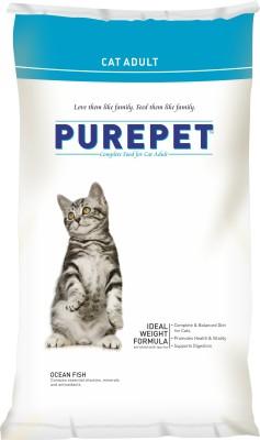 Purepet Cat Adult Fish Cat Food