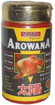 Taiyo Professional AROWANA Fast Growth 75g NA Fish Food(75 g Pack of 1)