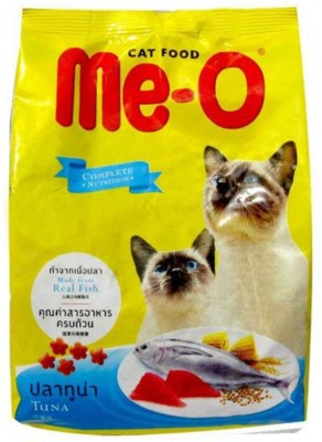 Me-O Tuna Food Fish Cat Food