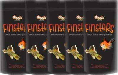 Drools Finster Complete Nutrition All Aquarium Fish Food, 100 G Sea Food Fish Food