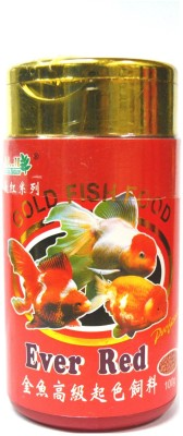 Aim Ever Red Gold Fish Food 100g Fish Food