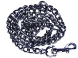 Waves Chorme Platted 152 cm Dog Chain Le...