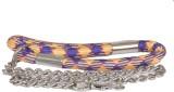 Pet Club51 Handle 135 cm Dog Chain Leash...