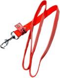 TommyChew 119.38 cm Dog Cord Leash (Red)