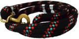 Pawzone 140 cm Dog Cord Leash (Black)