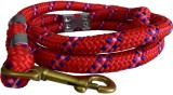 Pawzone 140 cm Dog Cord Leash (Red)
