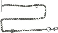 Paw Zone 16 cm Dog Chain Leash(Steel)