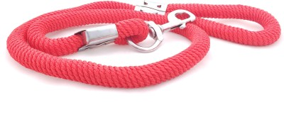 Scoobee 152 cm Dog Chain Leash(Red)