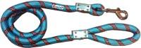 Petshop7 Light Blue Large 18 Mm (Width) And (Length) 155 cm Dog Cord Leash(Blue)
