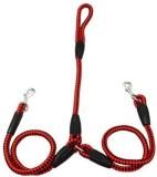 Futaba 140 cm Dog Cord Leash (Red, Black...