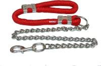 Petshop7 Xtra Large Muliticolour 150 cm Dog Chain Leash(Multicolor)