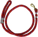 Pawzone 162 cm Dog Cord Leash (Red)