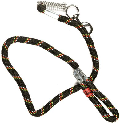 TommyChew Everyday 140 cm Dog Cord Leash(Black)