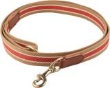 VamaLeathers 120 cm Dog Strap Leash (Bro...