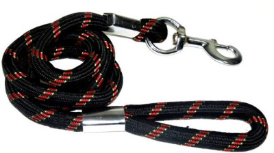 Petshop7 High Quality Black Large Leash Rope 155 cm Dog Cord Leash(Black)