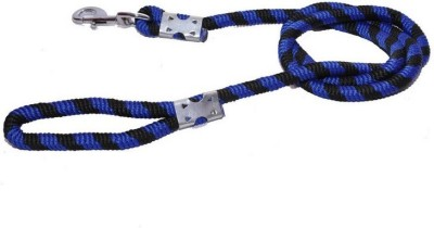 Pet Club51 Small Blue 135 cm Dog Cord Leash(Blue)