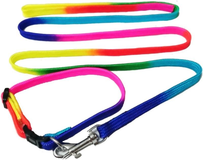 Super Dog 130 cm Dog Strap Leash(Multicolor)