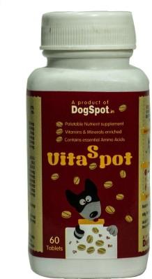 Dog Spot Vitamin Supplement Tablet(60 tablets)