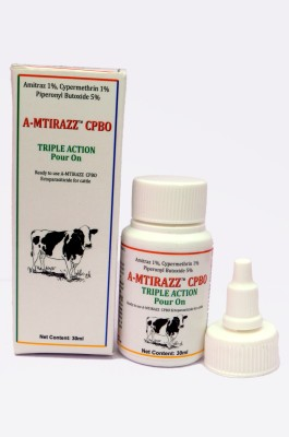 A-Mtirazz Fleas & Tick Removal Liquid(30 ml)