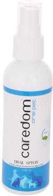 Caredom Mint Oral Spray 100ml Pet Mouth Freshner(Dog & Cat 100 ml)
