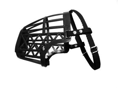 Agnpetspot. Large Other Dog Muzzle(Black)