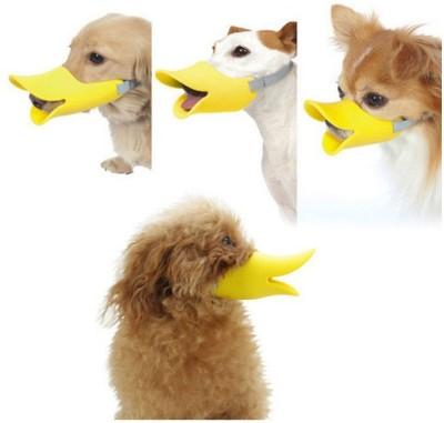 Dog Spot Large Other Dog Muzzle(Yellow)