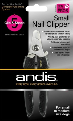 Andis Premium Scissor Nail Clipper(For Cat, Dog)