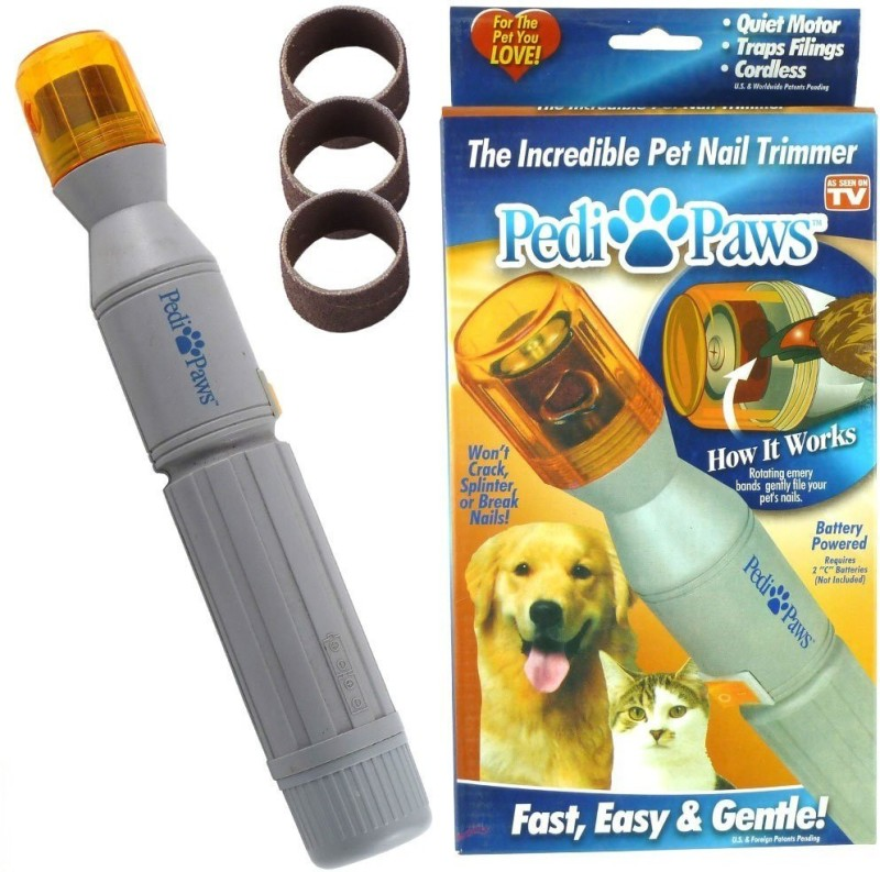 PediPaws Grinder Nail Clipper(For Dog)
