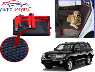 Auto Pearl PTC97 - Premium Make Red Black Car For - Toyota Land_Cruiser Hammock Pet Seat Cover