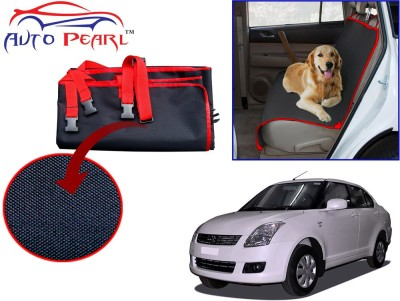Auto Pearl Ptc58 - Premium Make Red Black Car For - Maruti Suzuki Swift Dzire_old Hammock Pet Seat Cover