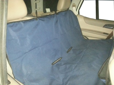 Snug Hug 150 Bench Pet Seat Cover(Blue)