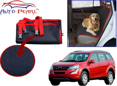 Auto Pearl PTC156 - Premium Make Red Black Car For - Mahindra XUV500_2015 Hammock Pet Seat Cover